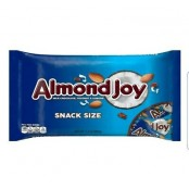 1,120 Cases of Almond Joy Snack-Size Bags, Best by 8/1/2020 or 6/1/2020, 26,880 Units, Overstock, Ext. Retail $107,251, Lansing, MI